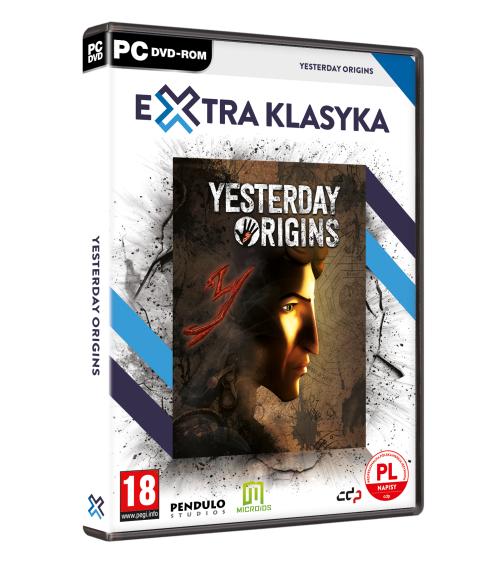 Yesterday Origins - Extra Klasyka (PC) PL