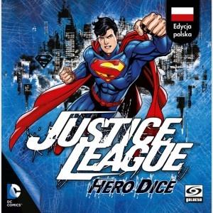 Justice League: Hero Dice - Superman (Gra kościana)