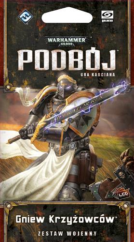 Warhammer 40.000 Podbój: Gniew Krzyżowców (Gra Karciana)