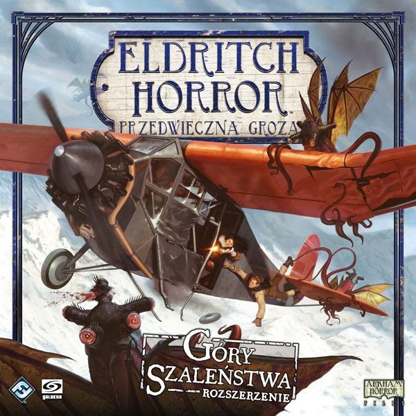 Eldritch Horror: Góry Szaleństwa (Gra planszowa)