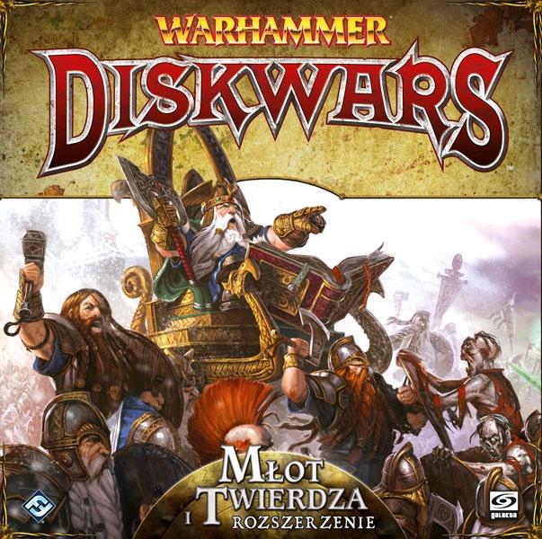 Warhammer: Diskwars - Młot i Twierdza (Gra planszowa)