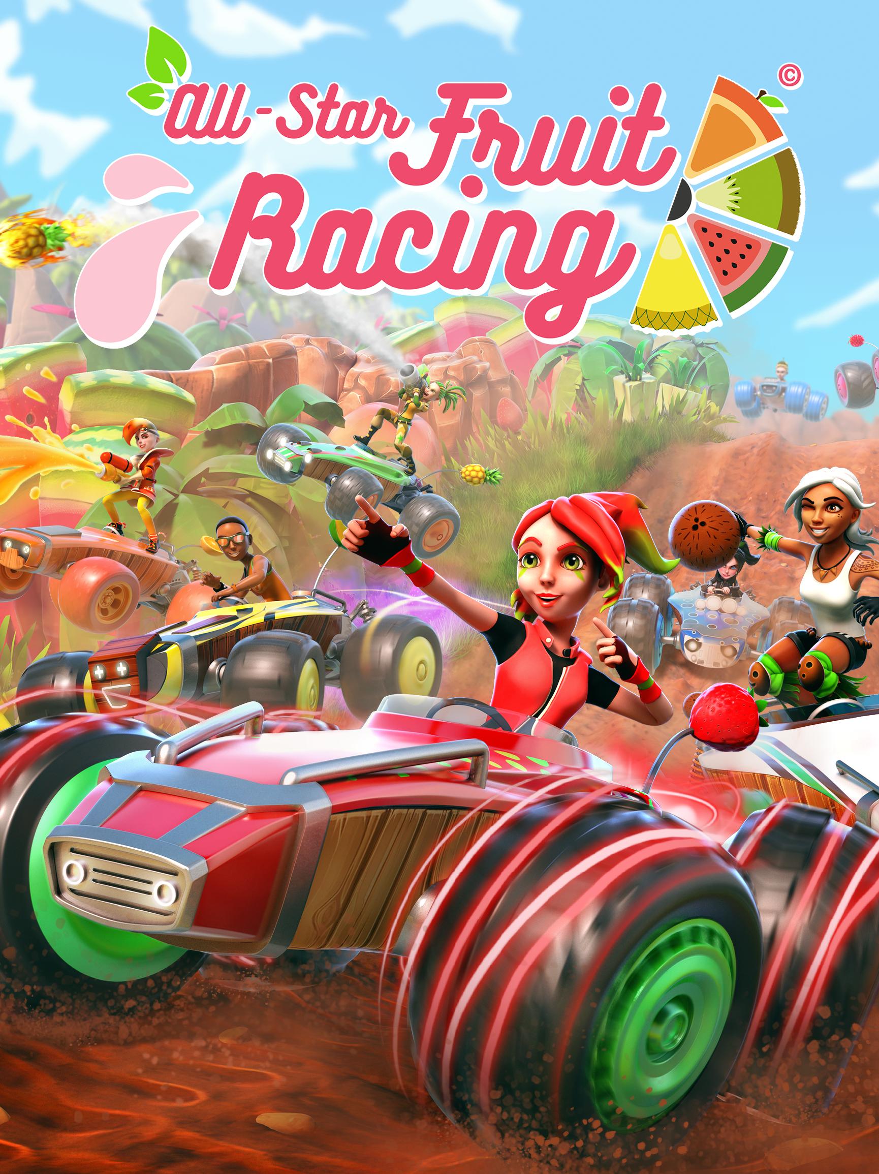 All-Star Fruit Racing (PC) klucz Steam