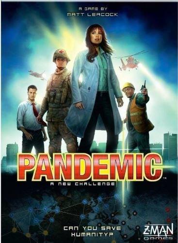 Pandemic: The Board Game (PC) DIGITAL