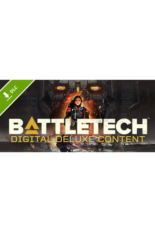 BATTLETECH Digital Deluxe Content  (PC/MAC) DIGITÁLIS