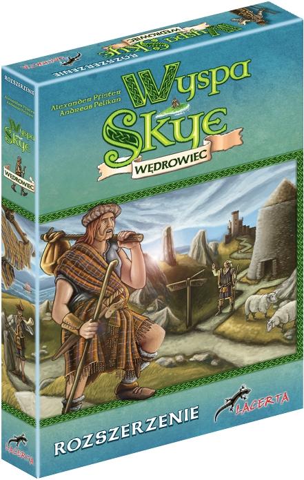 Wyspa Skye: Wędrowiec (Gra Planszowa)