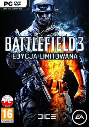 Battlefield 3 Edycja Limitowana (PC) klucz Origin