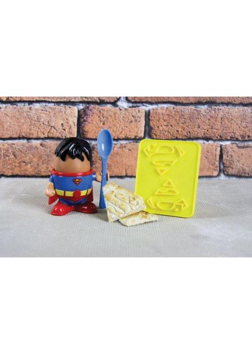 DC Comics Superman podstawka do jajka