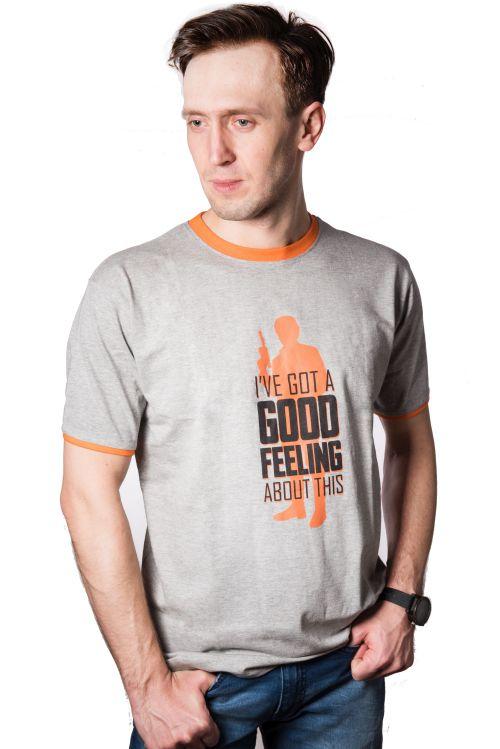 Star Wars Good Feeling - koszulka S