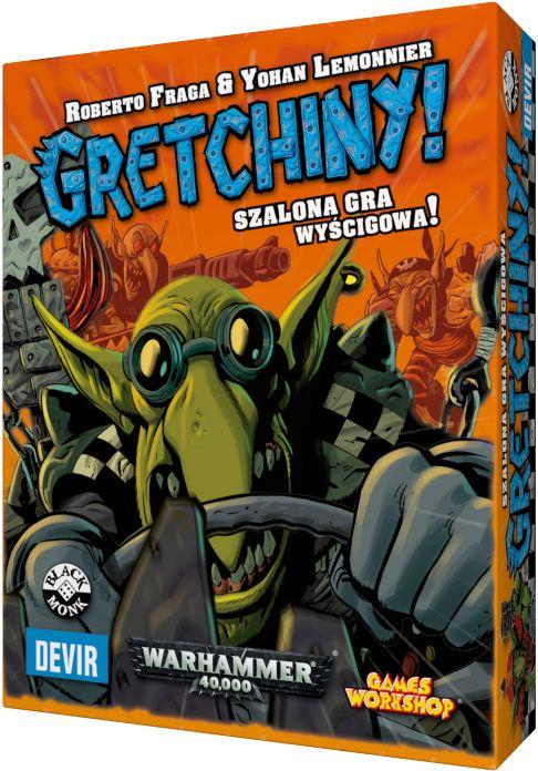 Gretchiny! (Gra Planszowa)