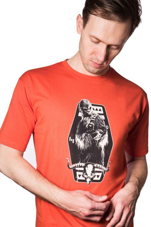 Star Wars Wookie  - koszulka XL