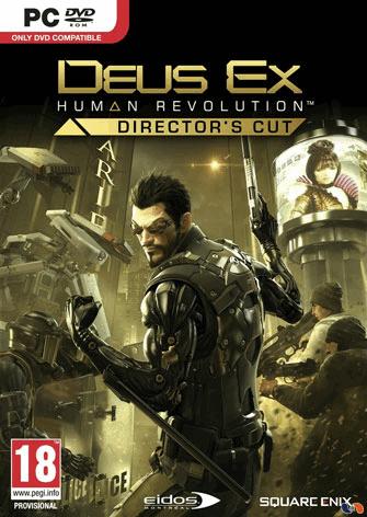 Deus Ex: Human Revolution - Director's Cut (PC) DIGITÁLIS