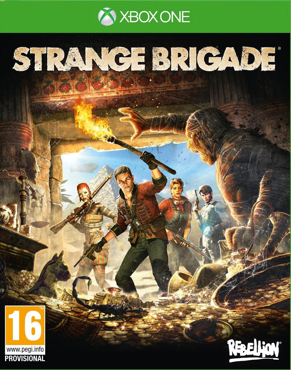 Strange Brigade (XONE) PL