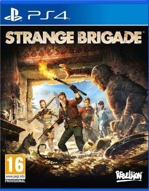Strange Brigade Edycja Kolekcjonerska (PS4) PL