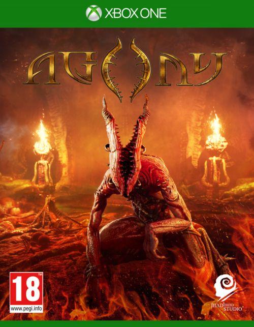 Agony (XONE) PL