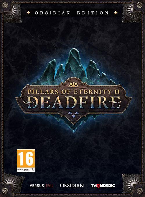 Pillars of Eternity II: Deadfire - Obsidian Edition (PC) PL klucz Steam