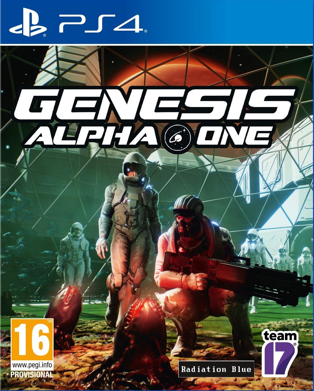 Genesis Alpha One (PS4)