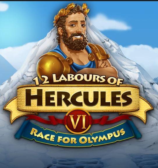12 Labours of Hercules VI: Race for Olympus (PC) DIGITAL