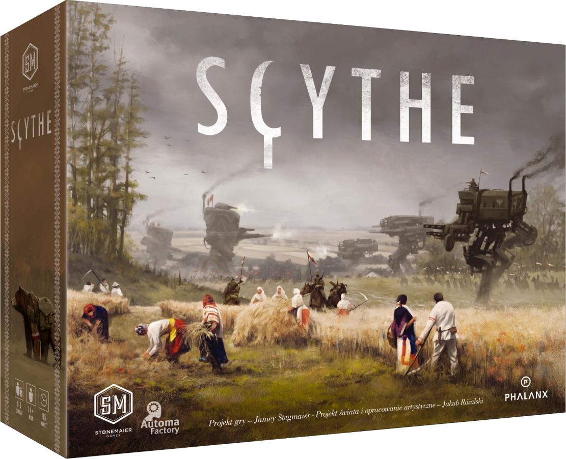 Scythe (edycja polska) (Gra Planszowa)