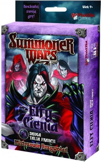 Summoner Wars: Elfy Cienia - Druga Talia (Gra karciana)