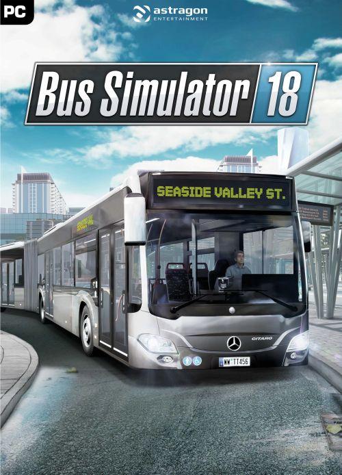 Bus Simulator 18 (PC) PL
