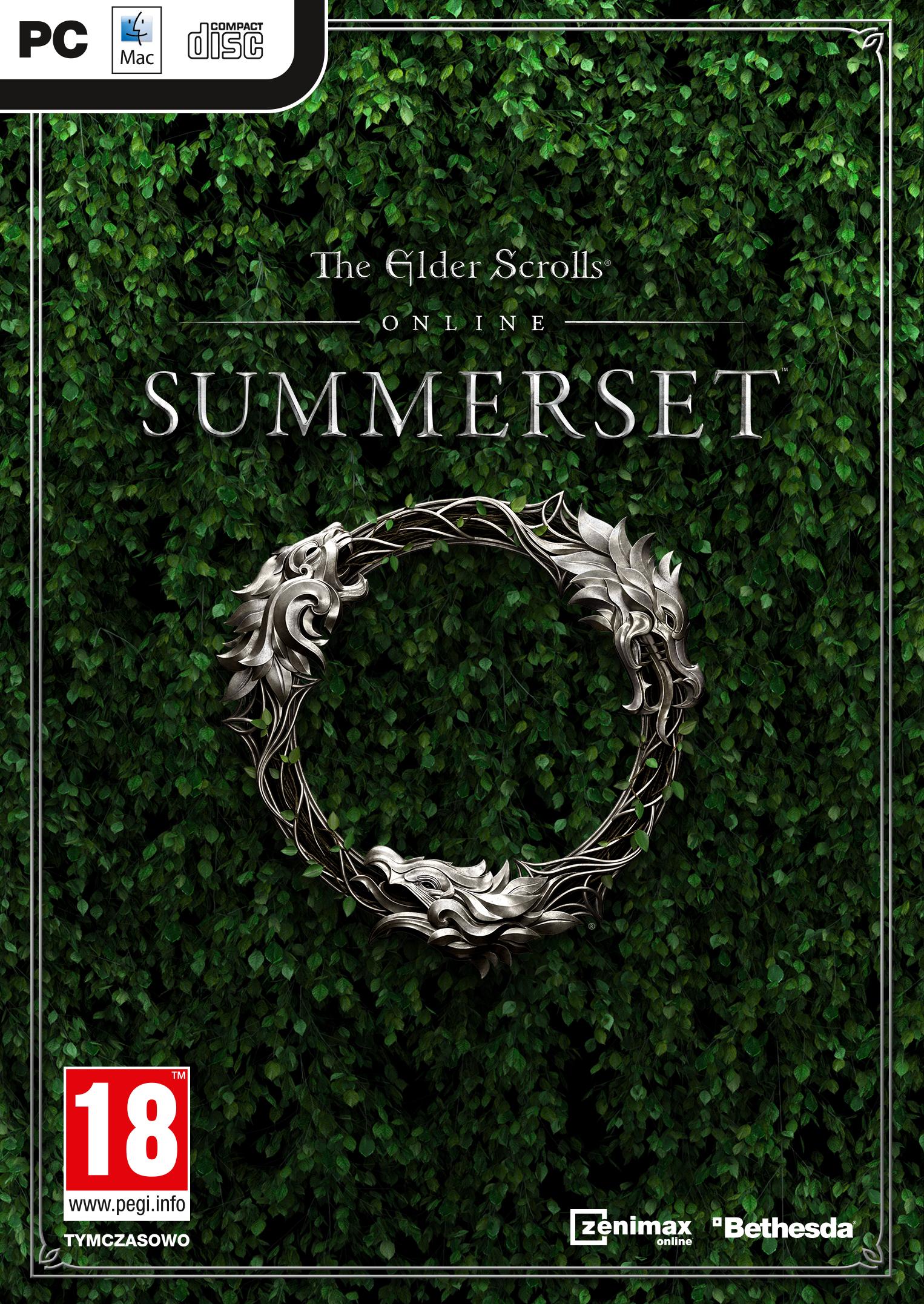 The Elder Scrolls Online - Summerset (PC/MAC) DIGITAL