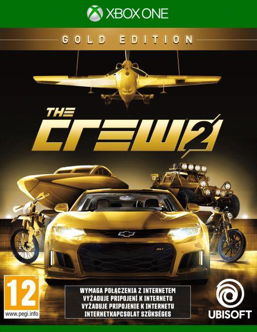 The Crew 2 Gold Edition (XOne)