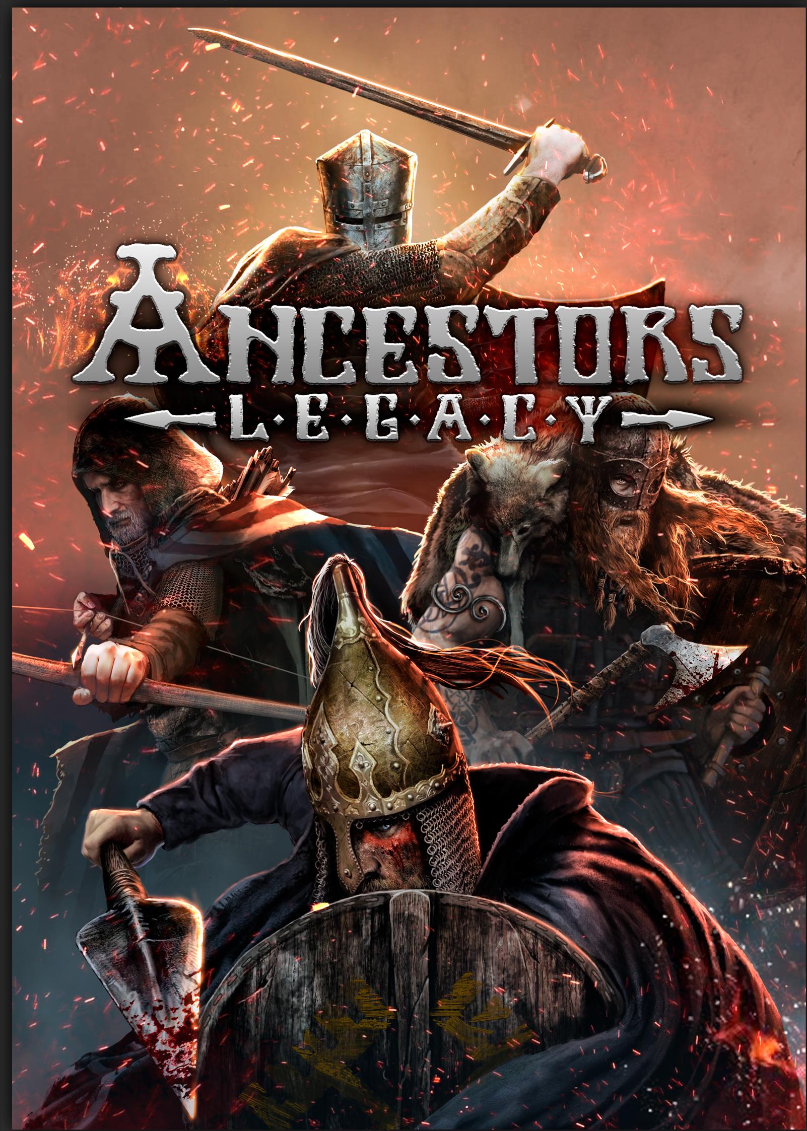 Ancestors Legacy Bundle (PC) PL DIGITAL