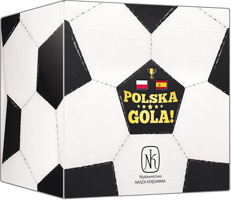 Polska, gola! (Polska - Hiszpania) (Gra Planszowa)