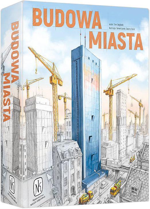 Budowa miasta (Gra Planszowa)