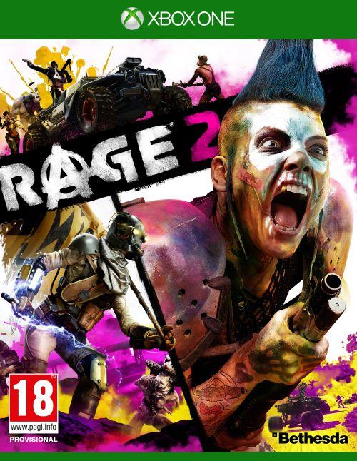 Rage 2 (XOne) + BONUS!