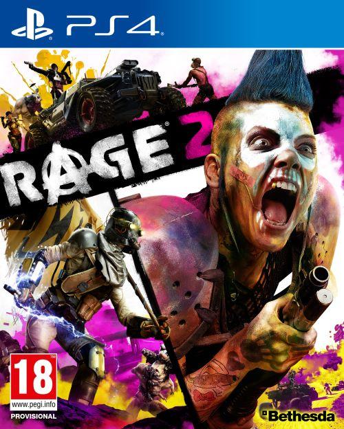 Rage 2 (PS4) PL + Koszulka Prey GRATIS