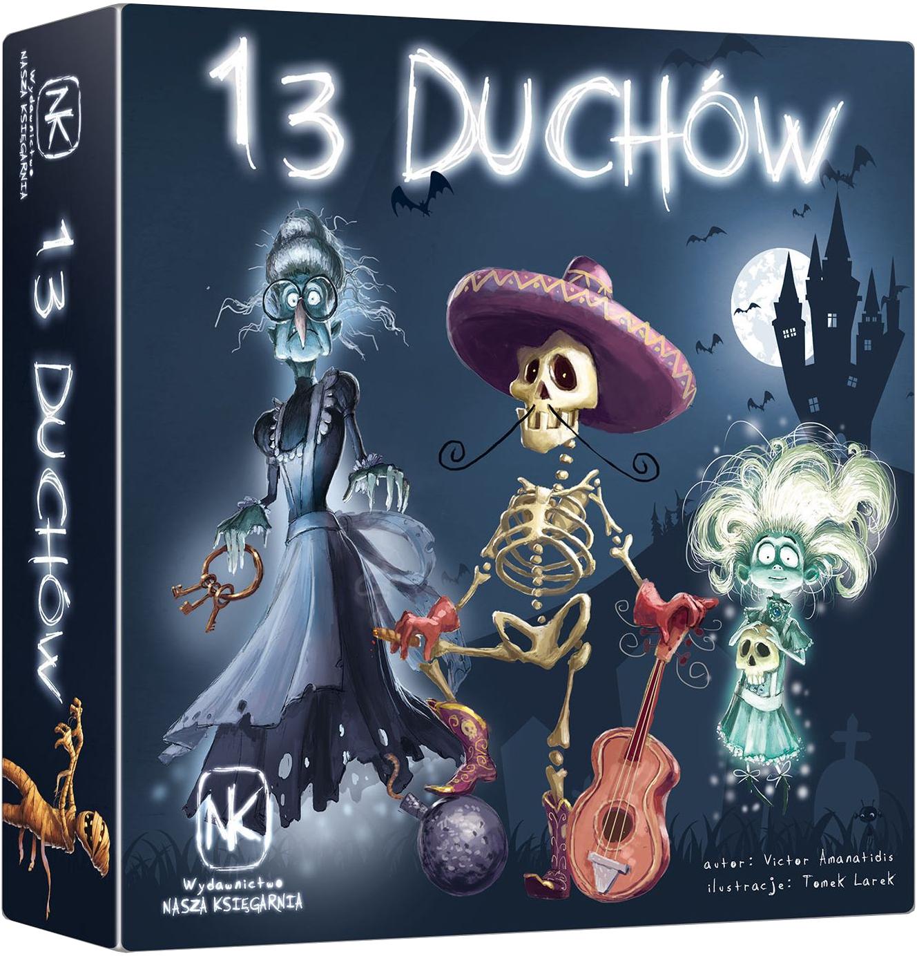 13 duchów (Gra Karciana)