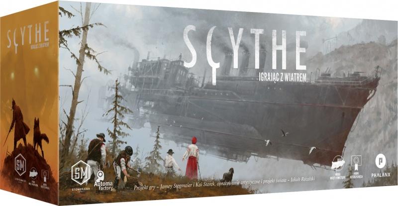 Scythe: Igrając z Wiatrem (Gra Planszowa)