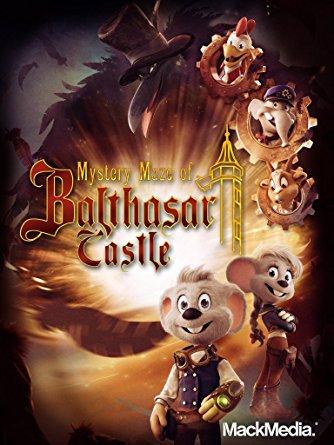 Mystery Maze Of Balthasar Castle (PC) DIGITAL