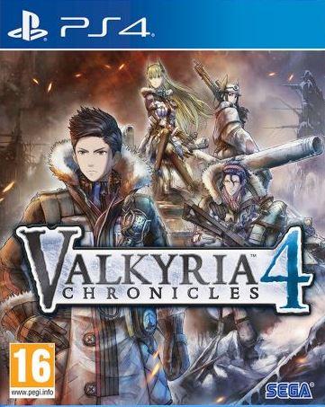Valkyria Chronicles 4 (PS4)