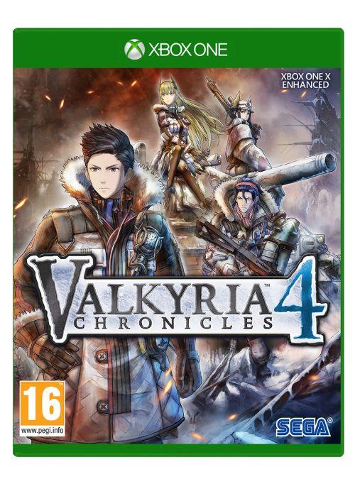 Valkyria Chronicles 4 (XOne)