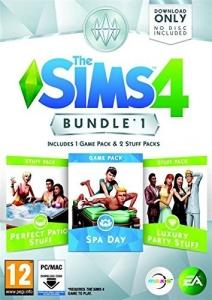 The Sims 4 Zestaw (PC) klucz Origin