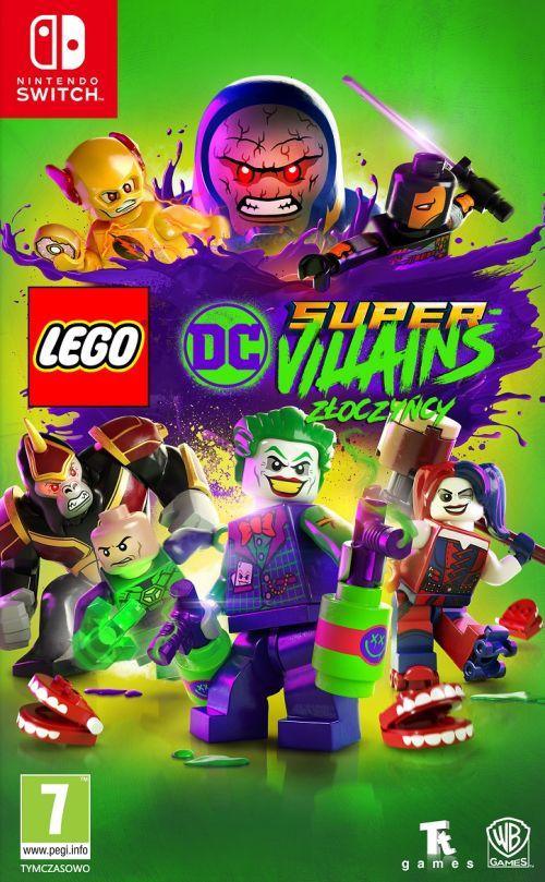 LEGO DC Super-Villains Złoczyńcy (Switch) - Polski Dubbing