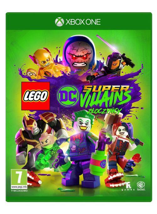 LEGO DC Super-Villains Złoczyńcy (XOne) - Polski Dubbing + Bonus