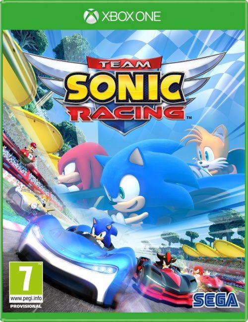Team Sonic Racing (XOne) PL