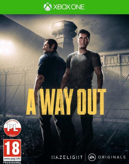 A Way Out (XONE) PL DIGITAL