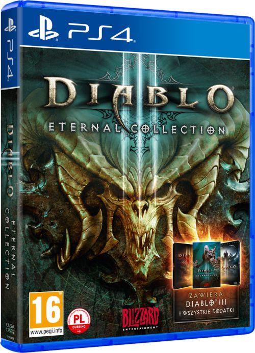 Diablo III Eternal Collection (PS4) PL