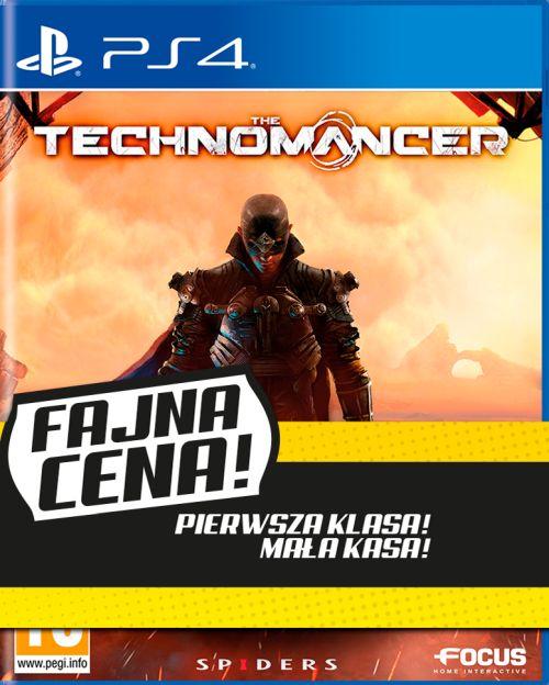 The Technomancer - Fajna Cena (PS4) PL