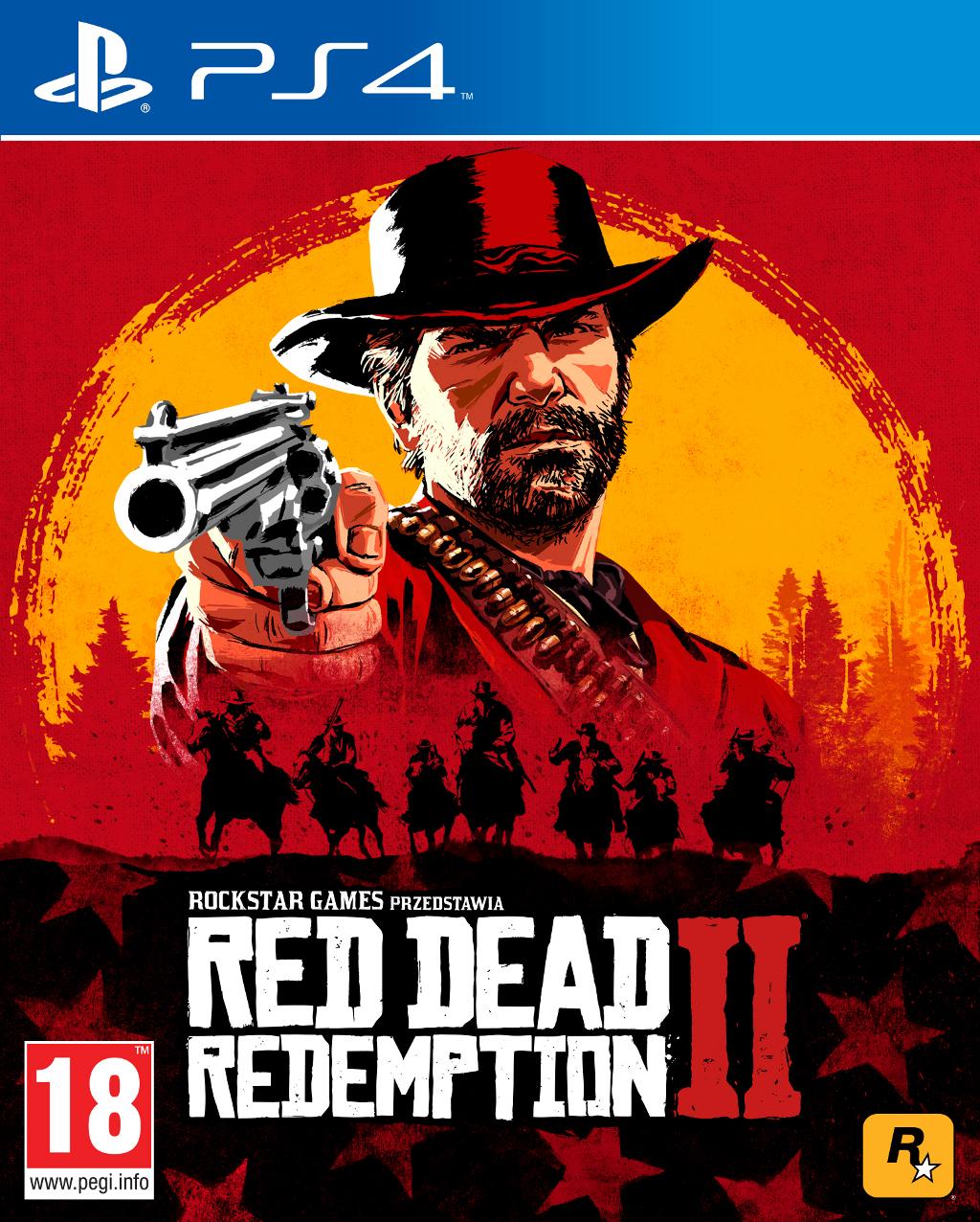 Red Dead Redemption 2 Edycja Specjalna (PS4)