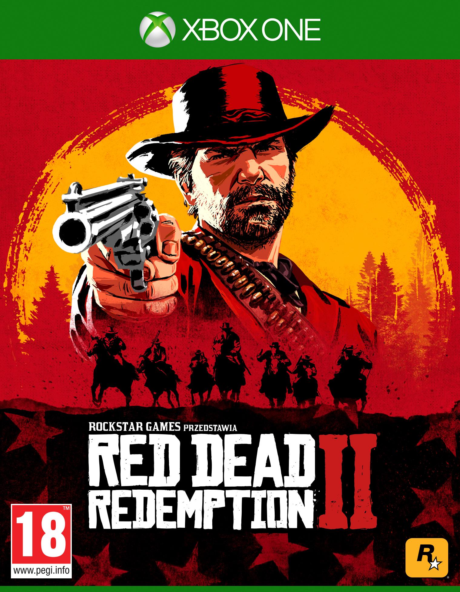 Red Dead Redemption 2 Edycja Specjalna (XONE) + BONUS!