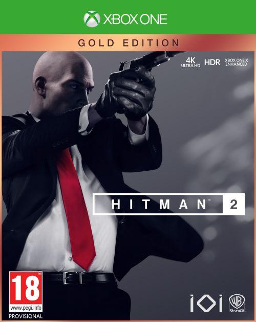 HITMAN 2 Gold Edition (XOne) PL + BONUS!