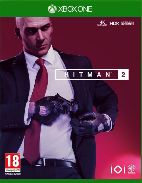 HITMAN 2 Edycja Kolekcjonerska (XOne) PL