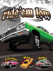 Ride 'em Low (PC) DIGITAL