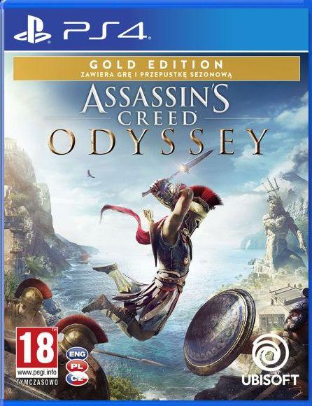 Assassin's Creed Odyssey Medusa Edition (PS4) PL + BONUS!