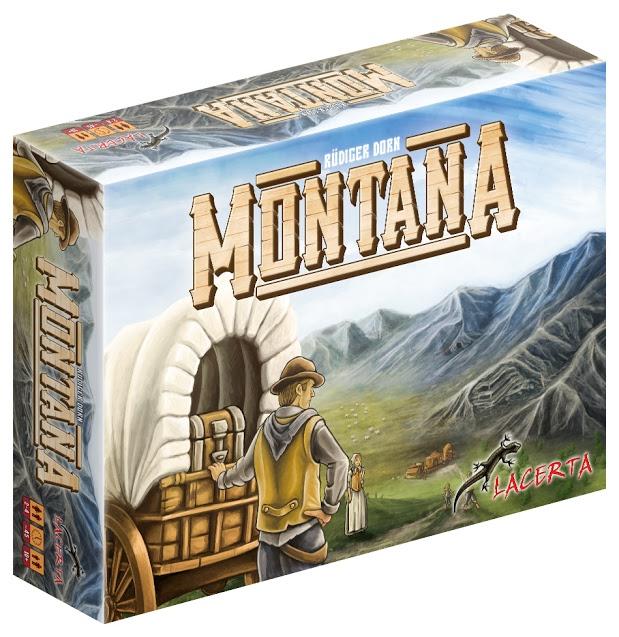 Montana (edycja polska) (Gra Planszowa)